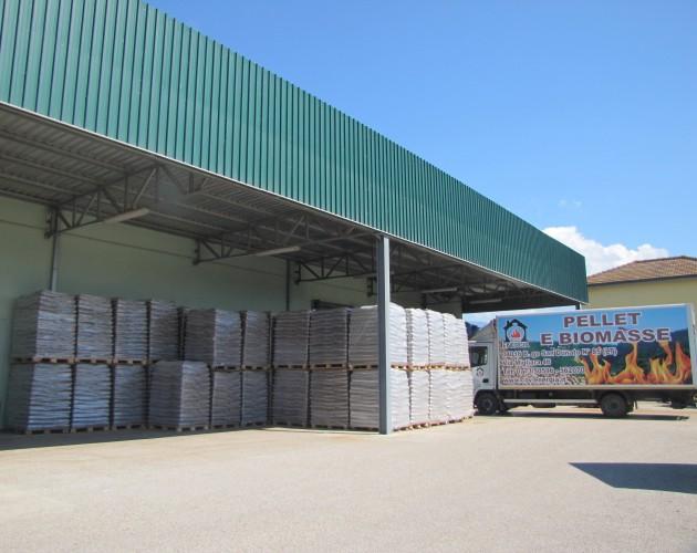 Cov-Energia: Produzione e Vendita Pellet e Biomasse