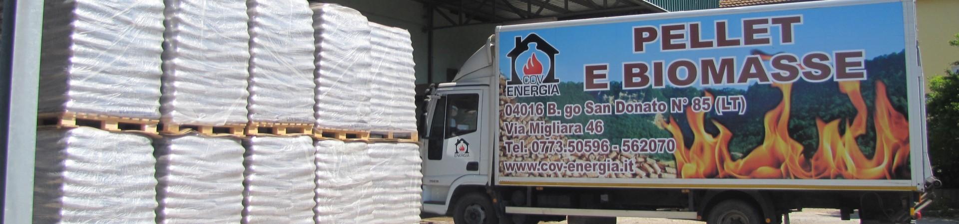 Cov-Energia produzione e vendita pellet