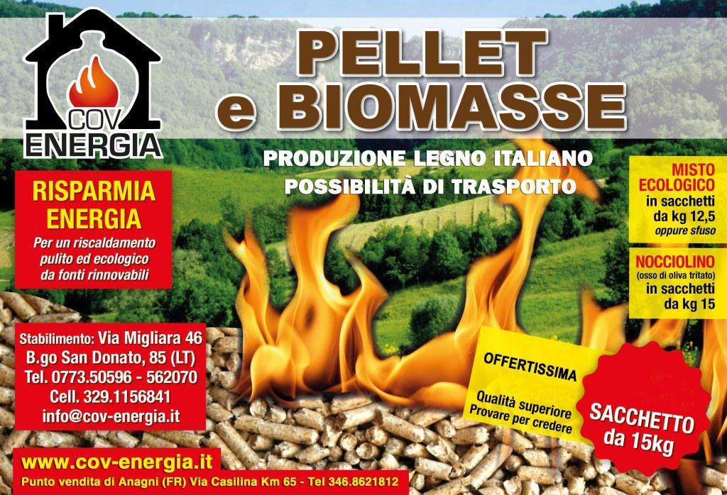 Offerte Pellet Cov-Energia